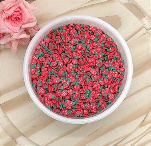 Moranguinhos Fimo Micro - Pacote 10 gramas