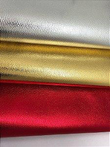 Lonita Metalizada - Cores Natal - 24x35 - Unidade
