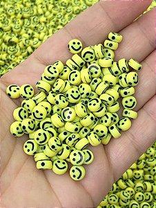 Entremeio Redondinho - Smile Amarelo - 20 gramas