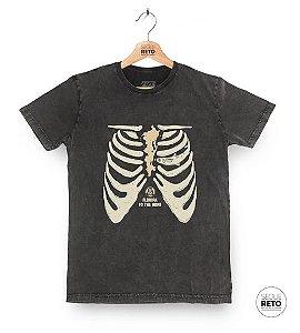 Camiseta Marmorizada - Floripa To the Bone
