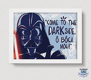 Quadrinho Darth Vader