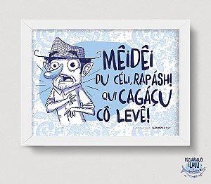 Quadrinho Cagáçu