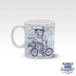 Caneca Segue Reto 100ml