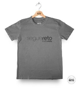Camiseta - Segue Reto