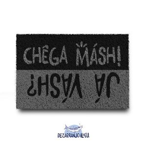 Capacho em Vinil - Chêga Másh / Já Vásh?