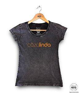 Baby Look - Côza Linda