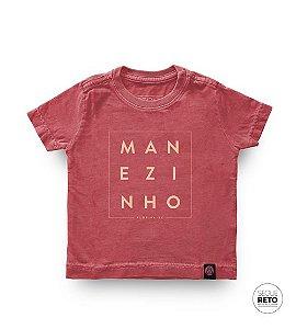 Camiseta Infantil - Manezinho
