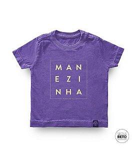 Camiseta Infantil - Manezinha