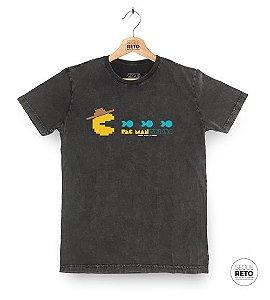Camiseta Marmorizada - PAC MANezinho