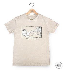 Camiseta - Criação do Manezinho