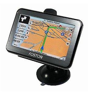 Atualização GPS Foston