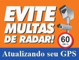 Atualizar GPS em Rio Preto