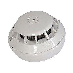 Detector de Alarme de Incêndio Óptico de Fumaça Convencional Ascael - ADOC 24