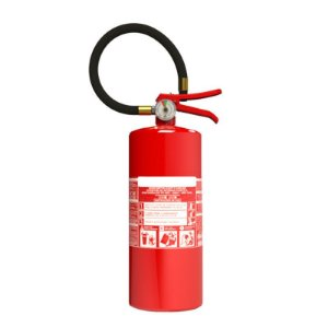 Extintor de Incêndio Pó Químico BC - 4 kg