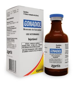 Gonadiol Injetável - Zoetis - 100 Ml
