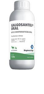 Galgosantel Oral - Biogénesis Bagó
