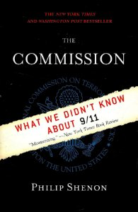 The Commission: WHAT WE DIDN'T KNOW ABOUT 9/11 Capa comum