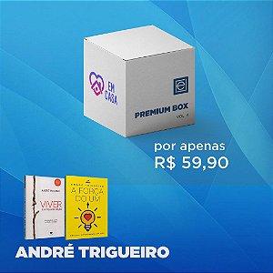 Box Promocional André Trigueiro