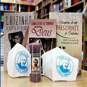 Kit Promocional 8 - Lar de Frei Luiz