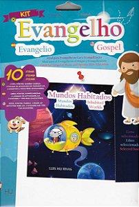 Kit Evangelho - Mundos Habitados