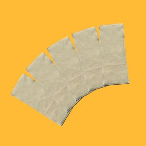 Kit 5 absorvente de melton faixa
