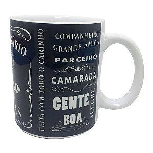 CANECA DE CERÂMICA - FELIZ ANIVERSÁRIO - UNIDADE