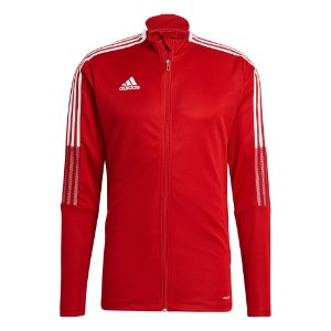 Jaqueta Adidas Tiro 21 Masculina Vermelha