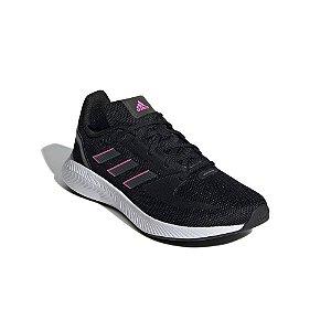 Tênis Esportivo Adidas Run Falcon 2.0 Feminino Preto