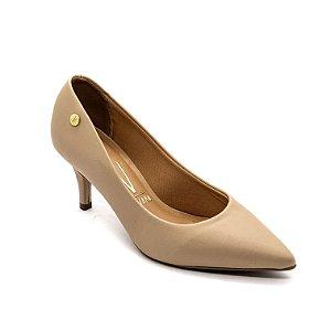 Sapato Scarpin Vizzano Feminino Bege