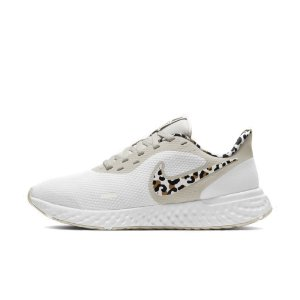 Tênis Esportivo Nike Revolution 5 Feminino Branco