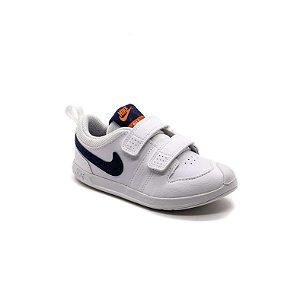 Tênis Esportivo Nike Pico 5 Infantil Masculino Branco