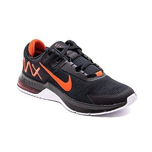 Tênis Esportivo Nike Air Max Alpha Trainer Masculino Preto e Vermelho