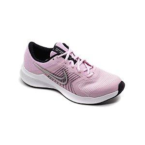 Tênis Esportivo Nike Downshifter Feminino Rosa