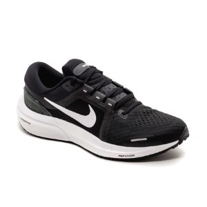 Tênis Esportivo Nike Zoom Vomero Masculino Preto e Branco