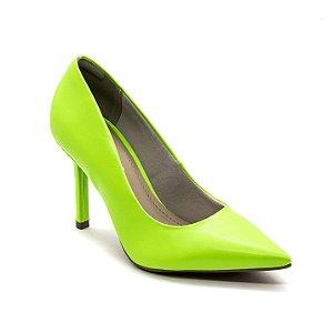 Sapato Scarpin Via Marte Feminino Citrus