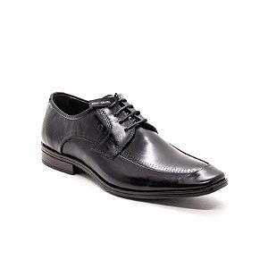 Sapato Social Democrata Masculino Preto