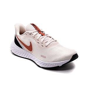 Tênis Esportivo Nike Feminino Rosa