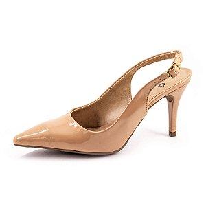 Sapato Chanel Lu Rezende Feminino Pele