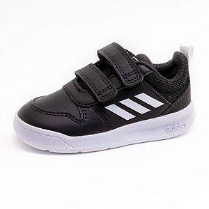 Tênis Esportivo Infantil Adidas Tensaurus Unissex Preto e Branco