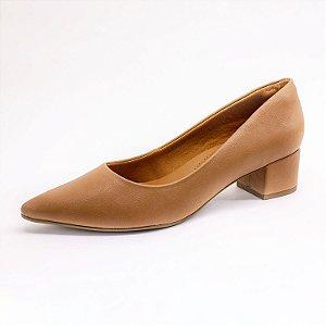 Sapato Salto Lumman Feminino Antique