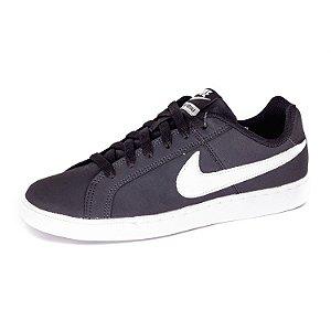 Tênis Esportivo Nike Court Royale Feminino Preto
