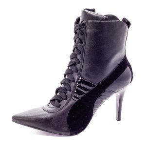 Bota Gabriela Shoes Preta