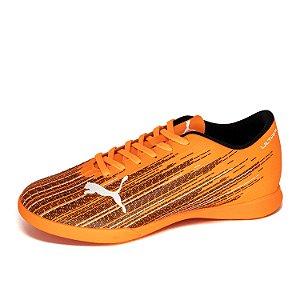 Chuteira Futsal Puma Ultra 4.1 Masculino Laranja