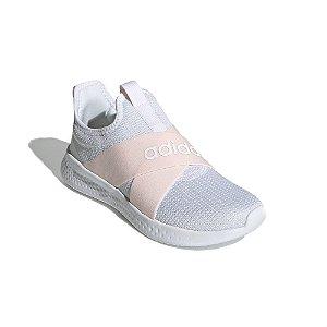 Tênis Esportivo Adidas Puremotion Adapt Feminino Branco