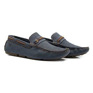 Sapato Casual Ferricelli Masculino Azul