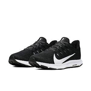 Tênis Esportivo Nike Quest 2 Masculino Preto