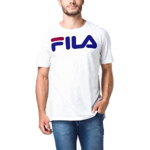 Camisa Fila Masculina Branca