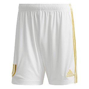 Short Adidas Juventus 1 Masculino Branco