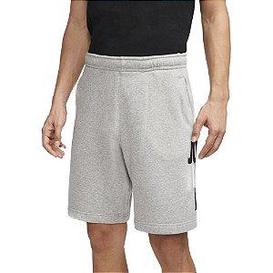 Bermuda Nike Sportswear JDI Masculina Cinza