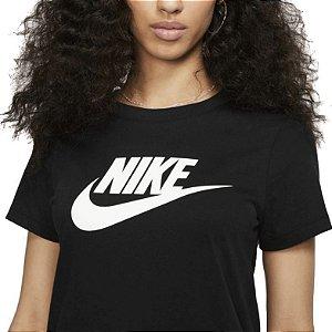 Camisa Nike SB Essential Feminina Preta